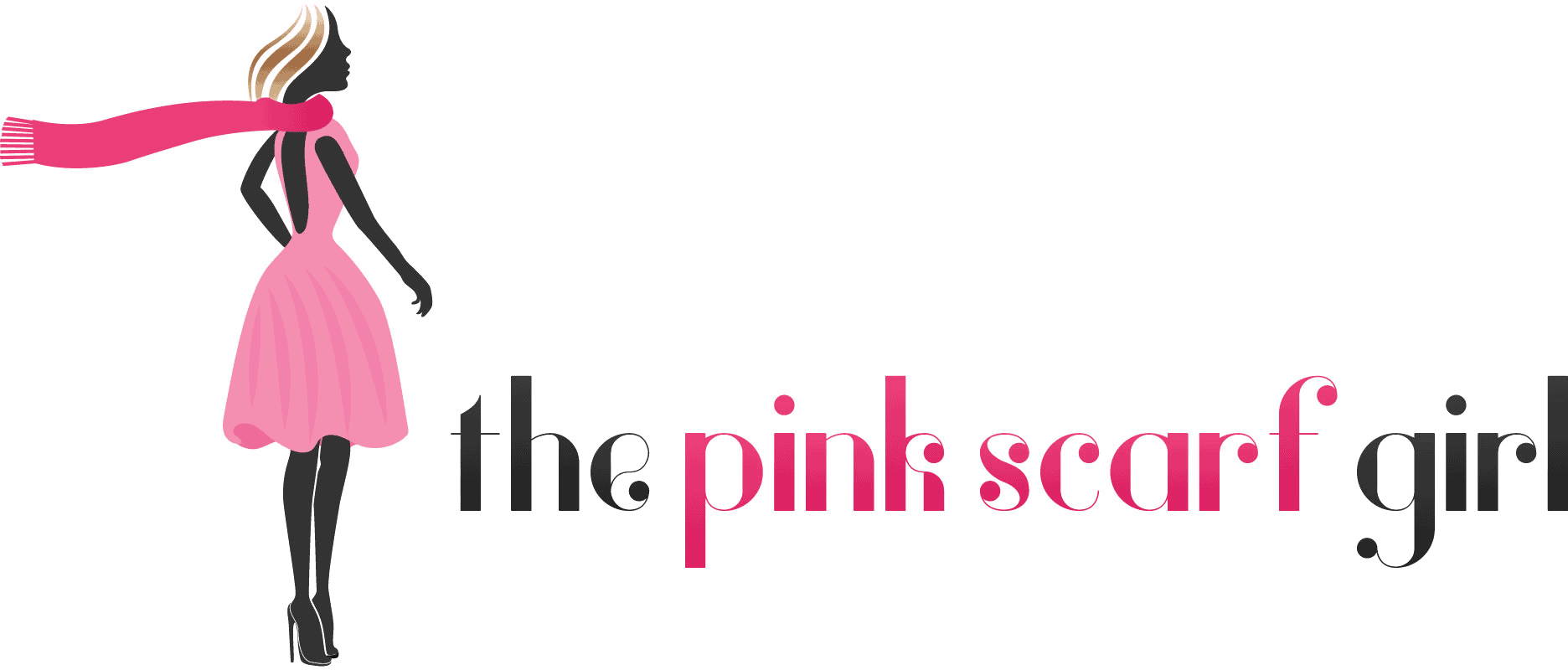 The Pink Scarf Girl