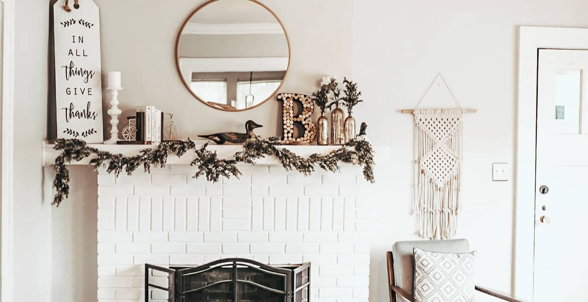 13 Modern Farmhouse Décor Ideas from Amazon